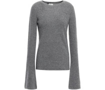 Boston Cashmere Sweater Gray