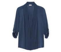 Micro Modal and Supima cotton-blend jersey cardigan