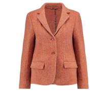 Wool and alpaca-blend blazer