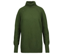Whitton wool and cashmere-blend turtleneck sweater
