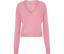 Wool and cashmere-blend sweater