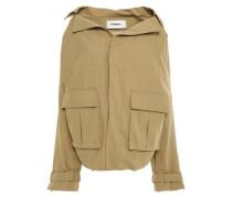 Twill Jacket Sage Green
