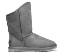 Cosy shearling boots