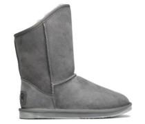 Shearling Boots Gray