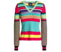 Jacquard-knit Sweater Multicolor