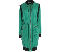Two-tone twill jacket