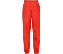 Shell Track Pants Bright Orange