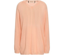Cashmere Sweater Peach