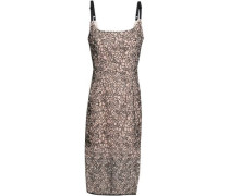 Corded Lace Dress Blush