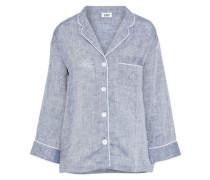 Marina linen pajama top