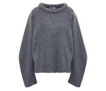 Merino Wool Sweater Dark Gray