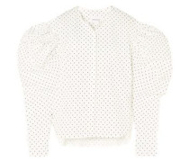Long Sleeved Top White Size 14