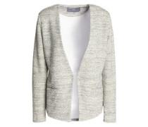 Cotton-blend bouclé jacket