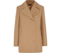 Cart cotton-blend twill coat