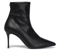Lucrezia leather sock boots