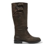 Trailmaster leather knee boots