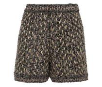 Tweed And Tinsel Shorts Black