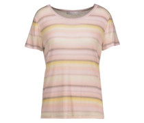 Sabine striped modal-jersey T-shirt