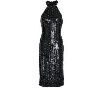 Embellished Tulle Dress Black Size 12
