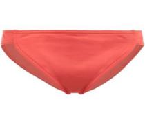 Les Essentiels Cavale Low-rise Bikini Briefs Coral