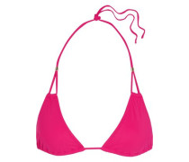 Antigua Triangle Bikini Top Bright Pink