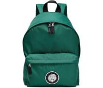 Embellished shell backpack