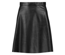 Pannala leather mini skirt