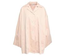 Cotton-blend Jacket Pastel Pink