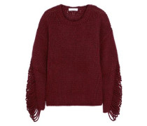 Vasily ribbed wool-blend sweater