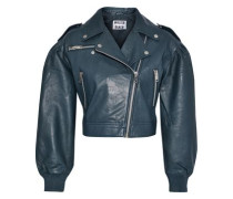 Kai leather biker jacket