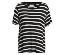 Tiana striped jersey T-shirt