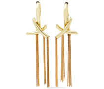 Woman Gold-tone Earrings Gold