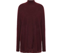 Cashmere Sweater Burgundy