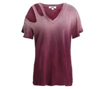 Cutout dégradé cotton-jersey T-shirt