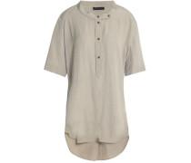 Jacquard Shirt Brown