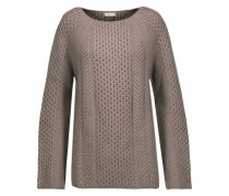 Fazia cable-knit sweater