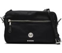 Embellished Shell Shoulder Bag Black Size --