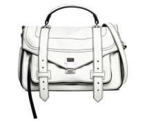 PS1 Tiny textured-leather shoulder bag