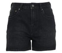 Denim Shorts Black  9