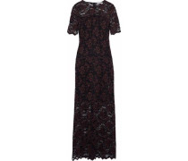 Flynn lace maxi dress