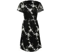 Knee Length Dress Black