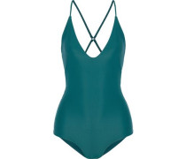 Las Palmas Swimsuit Emerald