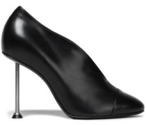 Glossed-leather Pumps Black