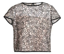 Baby embroidered lace T-shirt