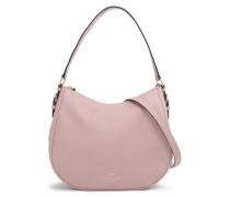 Mylie Cobble Hill textured-leather shoulder bag