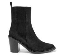 Hannalee suede ankle boots