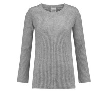 Thassos ribbed wool and cashmere-blend sweater