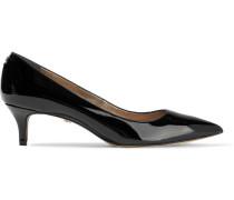 Woman Dori Faux Patent-leather Pumps Black