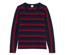 Bernadette striped cashmere sweater