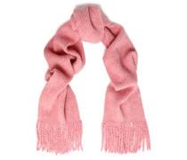 Francie merino wool-blend scarf